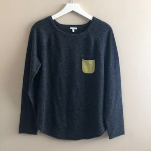Project 100% Cashmere Crew Neck Sweater